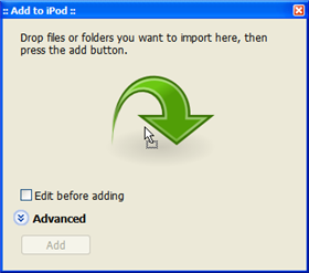 how to manually add music to ipod without itunes