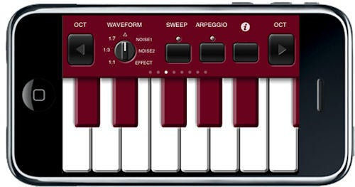 NESynth iPhone App Pumps Out Nintendo-Style Chiptunes