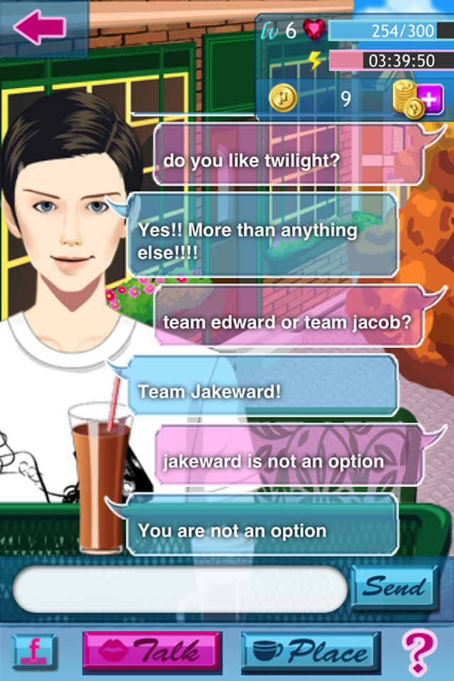 Pulled From The App Store, This Weird Boyfriend Simulator Lives On