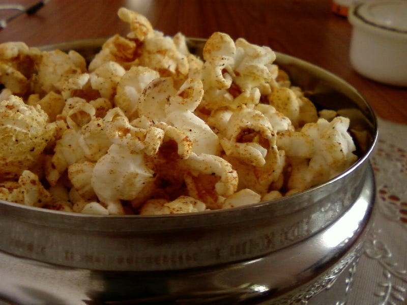 Popcorn Therapy -- Your Favorite Toppings?