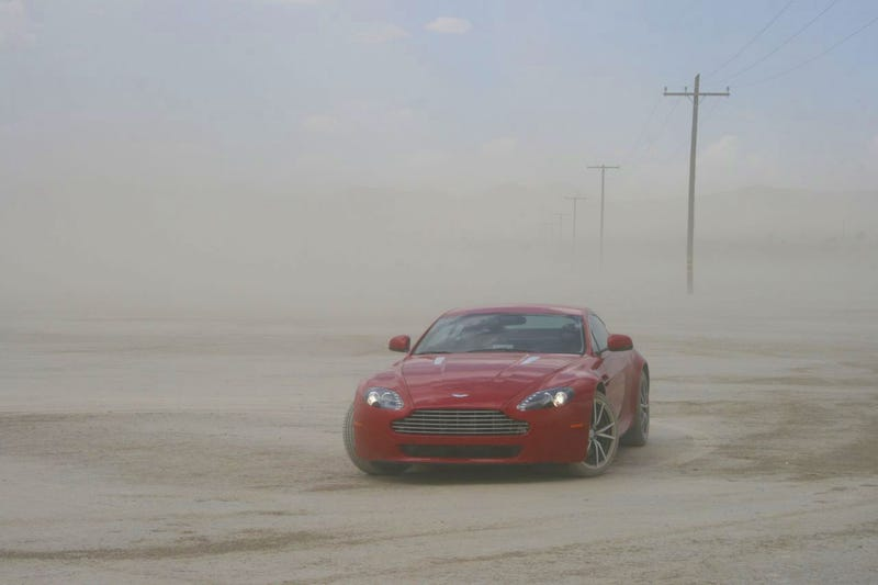 Top Gear USA: Aston Martin V8 Vantage