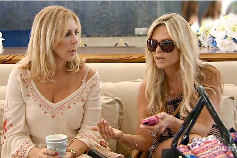 Tamra Quite Gloriously Gets Called on Her Shit on Real Housewives of OC