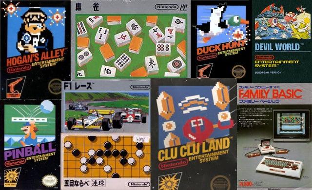 Nintendo's Lost IP, Part 2.1: 8-Bit is Enough