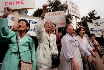 "As Another ""Comfort Woman"" Dies, The Window For Reparation Grows Ever-Smaller"