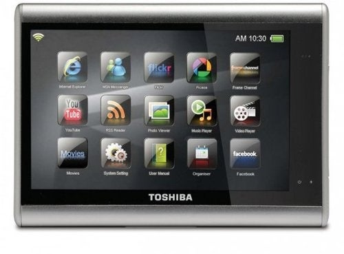 Toshiba JournE Touch Gallery
