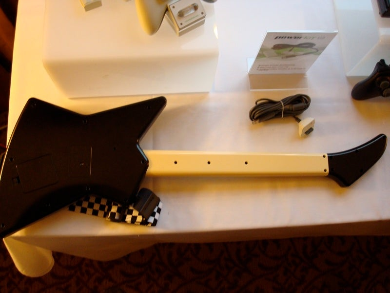 Nyko Gaming Goodness: Guitar Hero / Rock Band Guitar, Wireless Nunchuck, PS3 Rumble and More