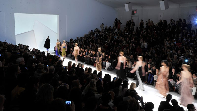 We Are Still Not Sick of Fashion Week