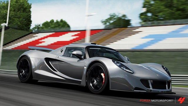 "The Forza 4 ""Top Gear Car Pack"" Has A Van And A Venom"