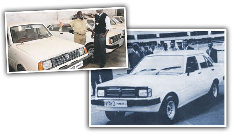 The First Kenyan Car Had The Greatest And Worst Mission Statement Ever