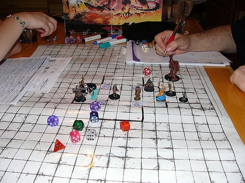Prison Maintains Ban on Dungeons & Dragons