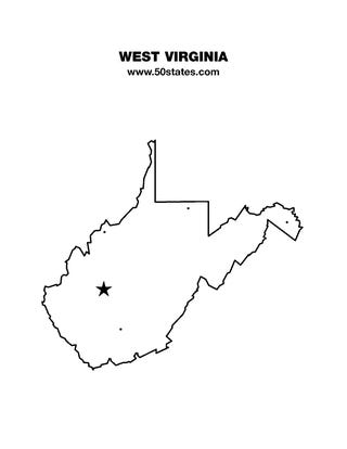 Which State's Outline Would Make the Best Track?