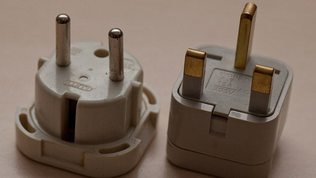 You May Not Need a Voltage Converter When Traveling Overseas