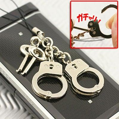 Handcuff Cellphone Strap