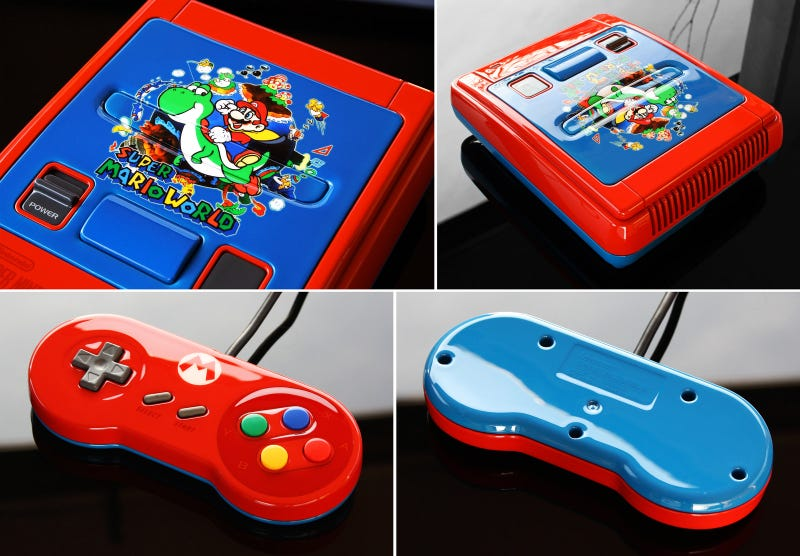 Custom Super Mario World SNES Is A Thing Of Beauty