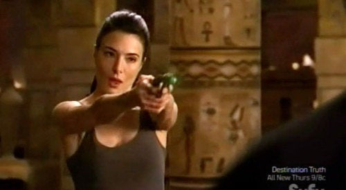 Warehouse 13 finally does the Indiana Jones episode — and it rules!