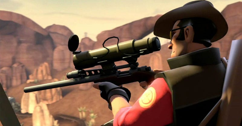 "Sniper Voice Actor's Book Picks Up Plugs from Team Fortress 2 ""Reviewers"""
