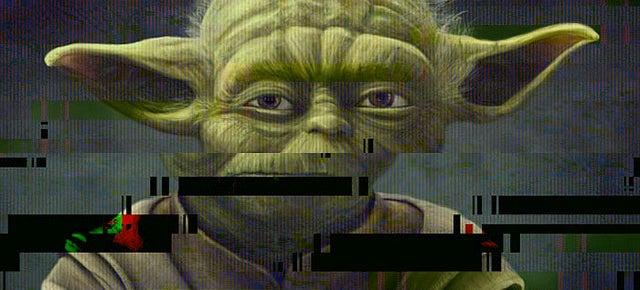 A Trippy Remix Of Wisdom From The OG Jedi Master