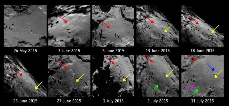 All the Incredible Things We Learned From Our First Trip to a Comet