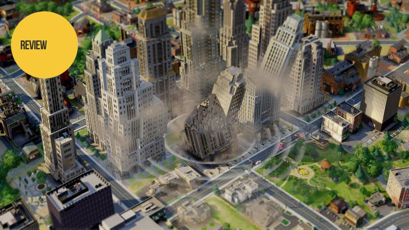 SimCity: The Kotaku Review