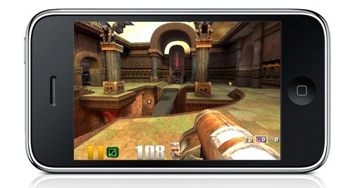 A Whole Lotta Quake Will Be Blowing Up Your iPhone