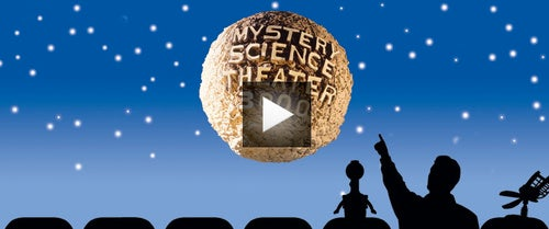 Oh Yes! Mystery Science Theater 3000 Now Available in Hulu