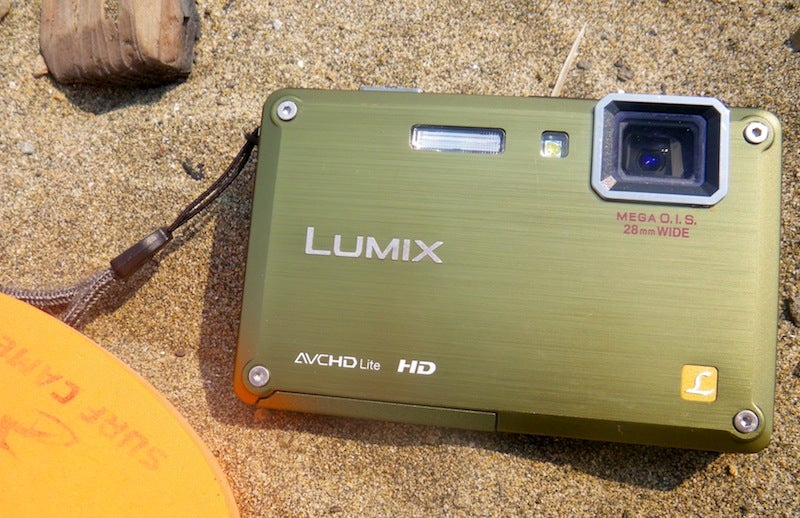 Panasonic Lumix DMC-TS1 Waterproof Camera Review: My Favorite So Far, Oddly