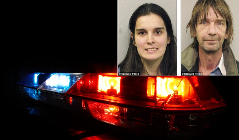 Cops Say These Newlyweds Picked Up A 17-Year-Old Girl So The Wife Could Have Sex With Her