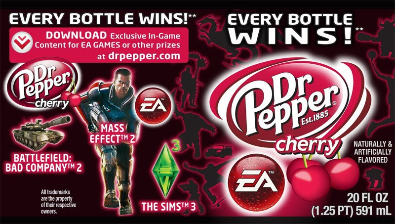 Would You Be A Pepper For EA DLC?