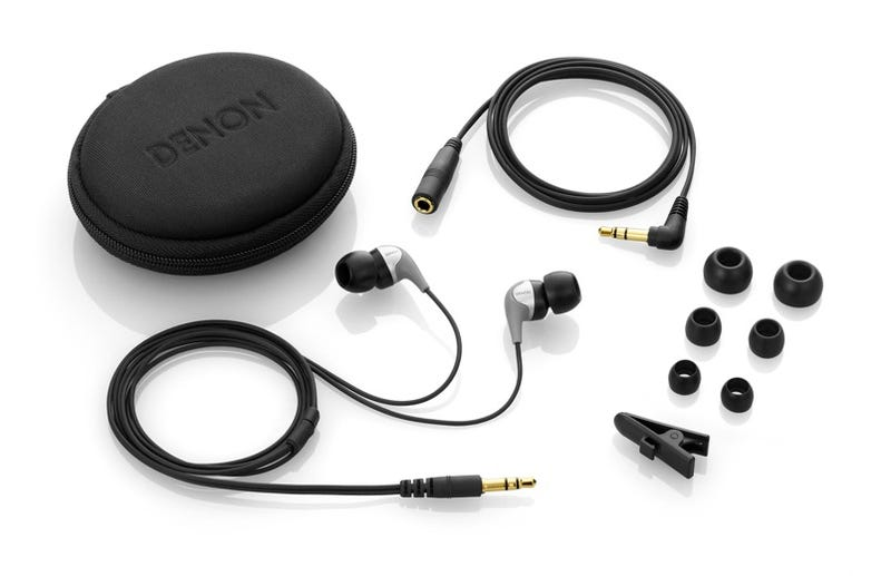 Denon AH-NC600 Earbuds Cancel Noise, Right Down To Touched Cables