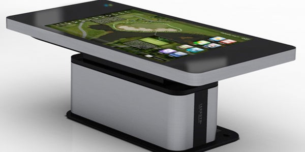Hyundai Slaps an Oversized iPhone 4 On a Table and Calls It a Day