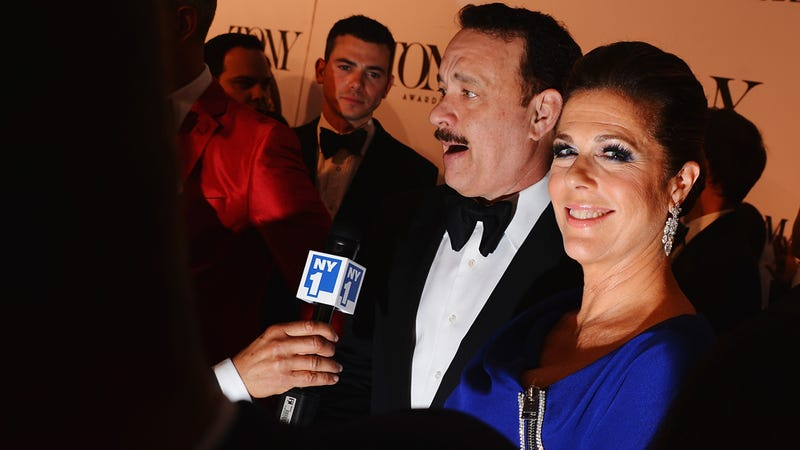 Tom Hanks Disrupts Abuse Trial by Being America's Sweetheart