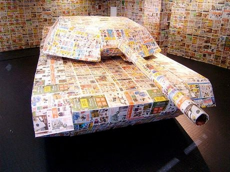 Paper Tank Only Fires Cheap Furniture, Supermarket Coupons
