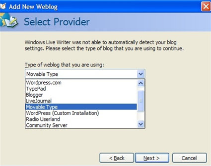 Download of the Day: Windows Live Writer