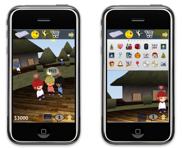 What the iPhone Has Needed All Along is Coming: Sparkle, A 3D Virtual World