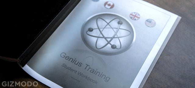What It's Like to Attend Apple Genius Finishing School