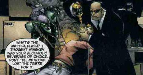 The Top 10 Wackiest Norman Osborn Weird-Outs