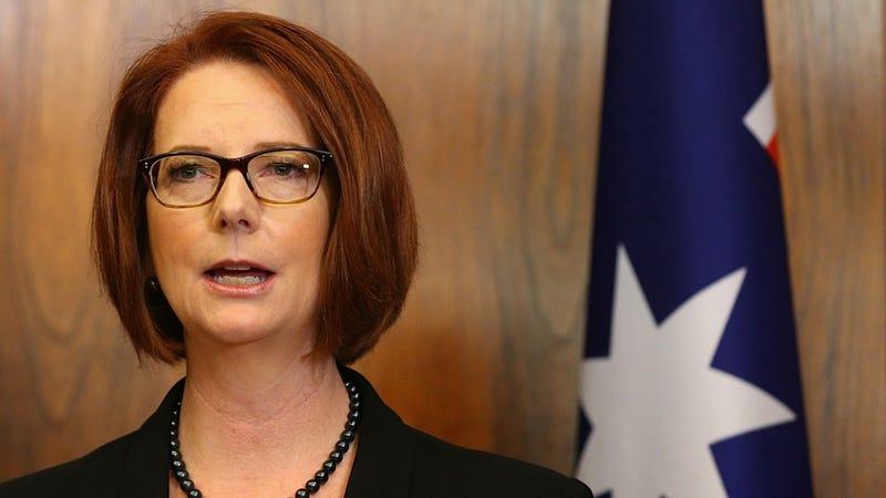Australian PM Julia Gillard Backs House Targaryen, Because Dragons
