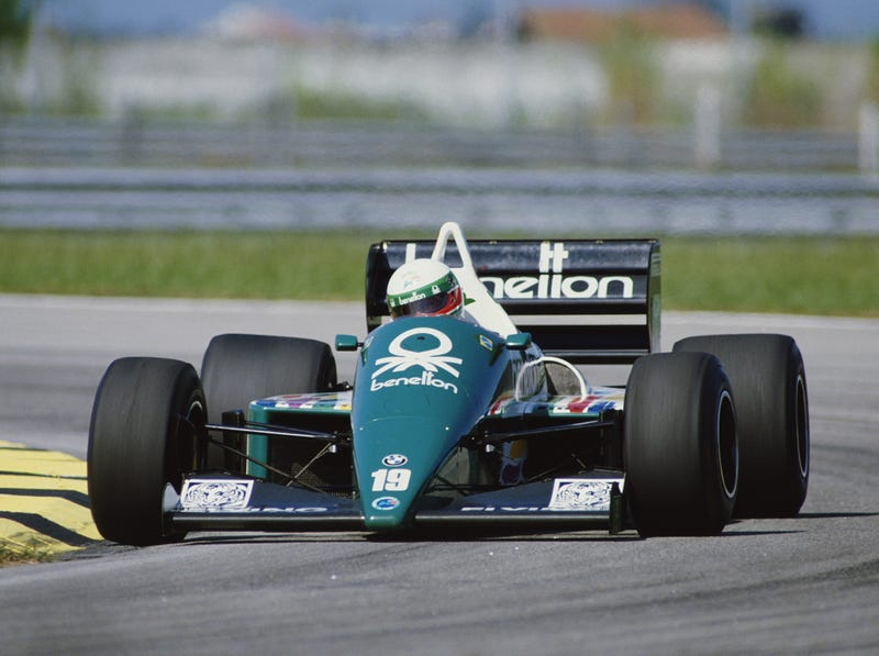 The Ten Most Ingenious F1 'Cheats' Ever