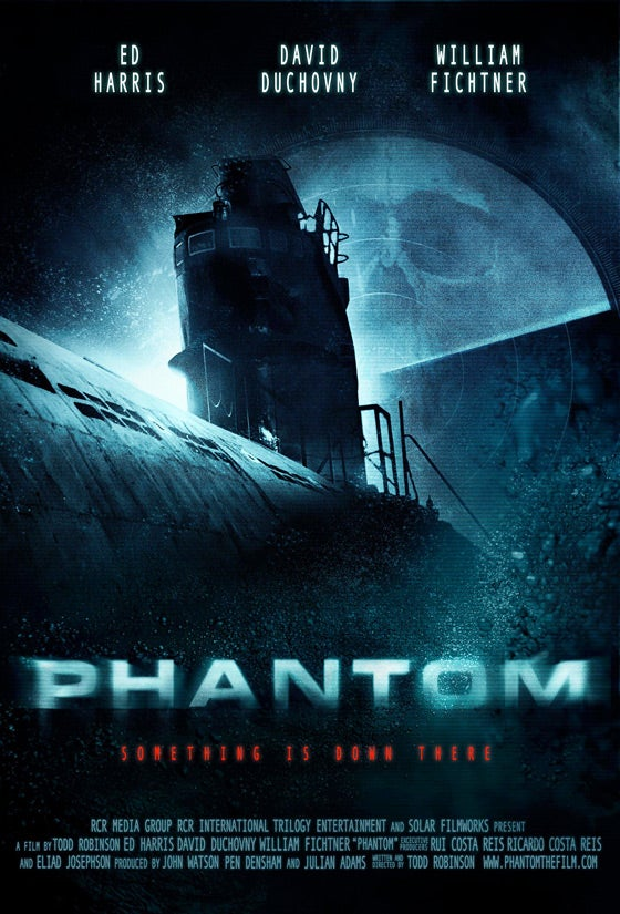 Phantom Submarine and Poster