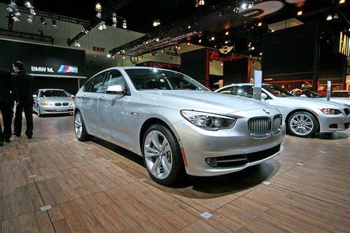 2010 BMW 5 Series GT: L.A. Show Gallery