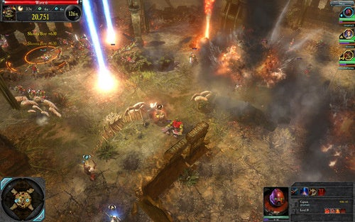 Dawn Of War II DLC Brings New Co-op Mode