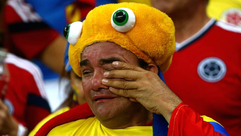 The Beautiful Hysteria of the Men of the World Cup