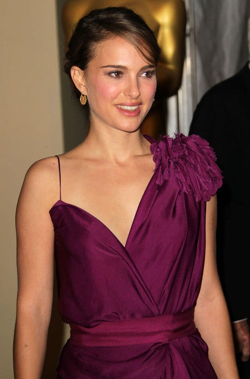 Well, At Least Natalie Portman Looked Good.