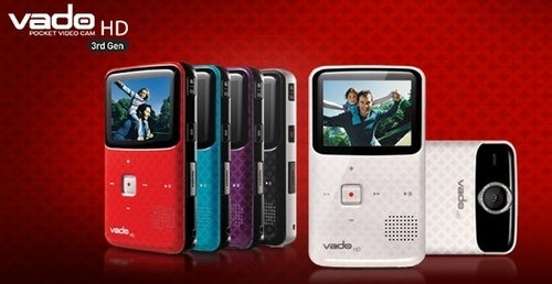Creative's Third Gen Vado HD Pocket Camcorder Has Improved Features, But Lower Storage Capacity