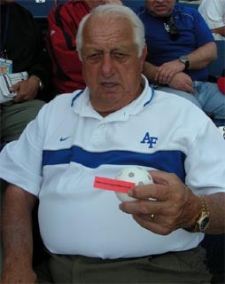Tommy Lasorda: Clinically Delusional At Any Altitude