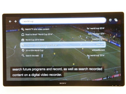 Sony Takes Out Their Google-Powered Internet TV For a Spin