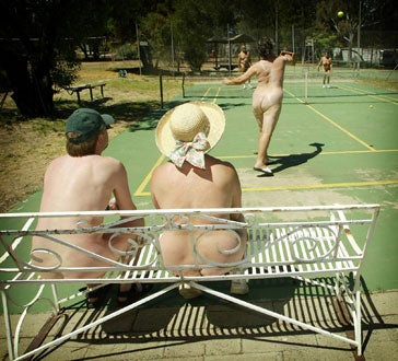Nudist Colony Reality Show in the Works, Thank God