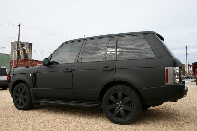 OPPOPOLL Where are we at on on black wheels? matte paint?