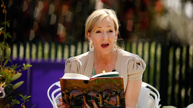 J.K. Rowling Will Publish a New Novel, Our Lightning Scars Explode with Happiness