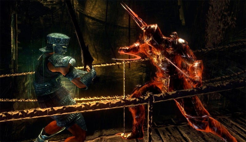 "Sony: Passing On Demon's Souls ""A Mistake"""